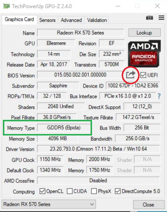 Ethereum GPU Mining Guide GPU-Z Bios Exporting