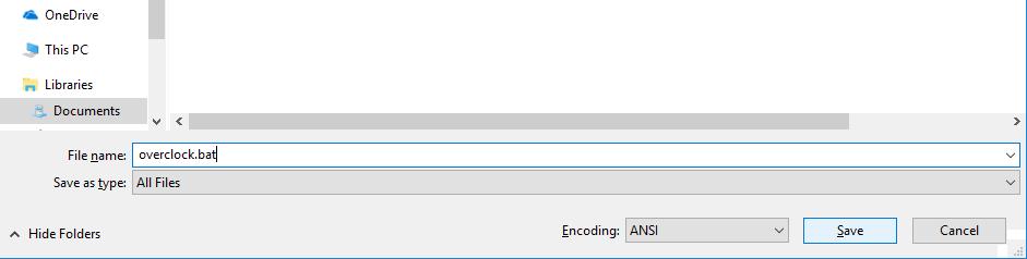 Ethereum GPU Mining Guide Convert .txt File to .bat File