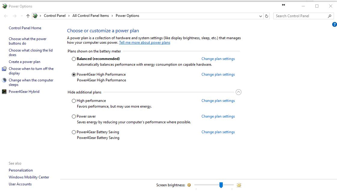 Ethereum GPU Mining Guide Change Power Options