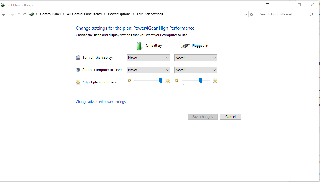 Ethereum GPU Mining Guide Change Power Plan