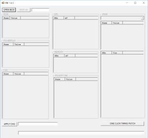 Ethereum GPU Mining Guide Polaris Bios Editor 1.6