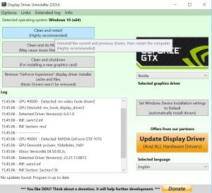 Ethereum GPU Mining Guide Uninstall GPU Drivers, Block Windows Automatic Driver Installation